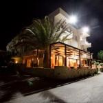 outdoor patio theodosi restaurant